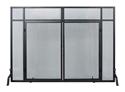 Picture of Windowpane Flat Screen w/ Doors