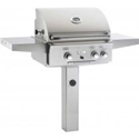 Picture of AOG 24NG-00SP In-Ground Post Gas Grill
